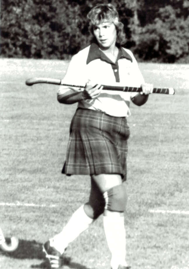 Edwardsville graduate Gail (Niebur) Eagle during her playing days with the Western Illinois University field hockey team. Photo: For The Intelligencer