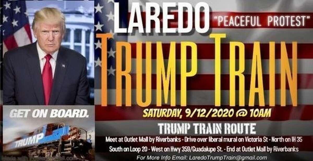 Laredo Trump Train