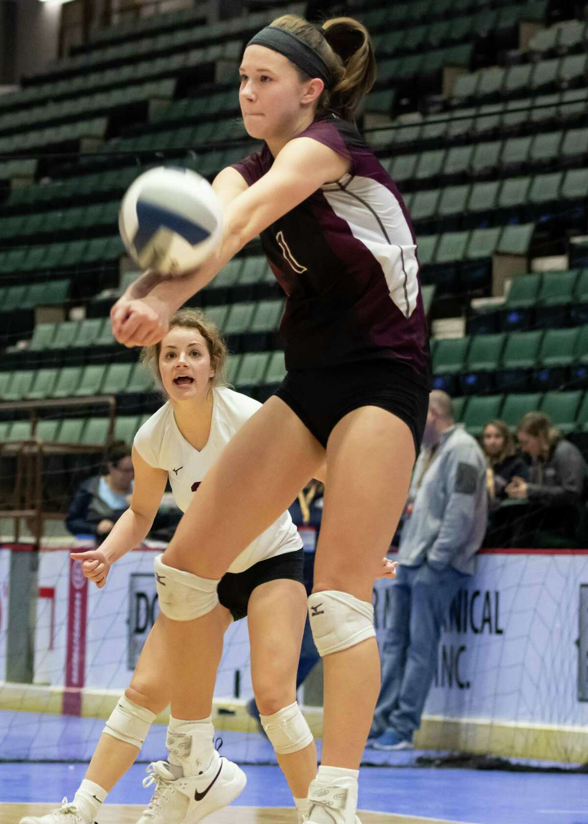 Burnt Hills' Carlie Rzeszotarski led her team to a state championship in 2019, and to a 20-0 record in this year's delayed and condensed season. She earned Gatorade Player of the Year honors for New York. (Jenn March, Special to the Times Union)