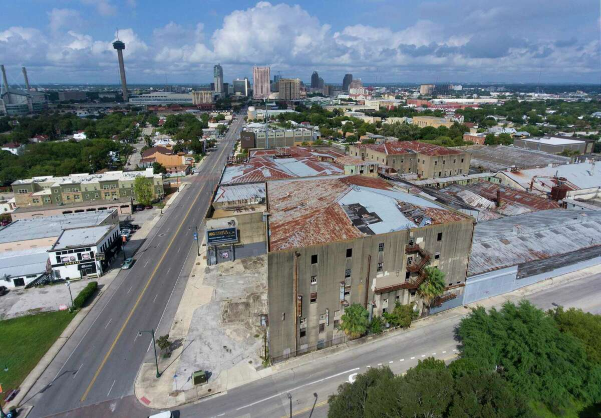 Plans for the Friedrich complex call for 347 apartments.