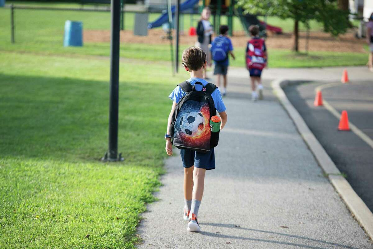 As Connecticut schools reopen for the first time since March, some parents might wonder: How many COVID-19 cases will it take for schools to close again? The answer is complicated, said Peter Yazbak, director of communications for the state Department of Education. The state is mostly using the weekly average of new cases by county per 100,000 population to determine if COVID activity in the area is