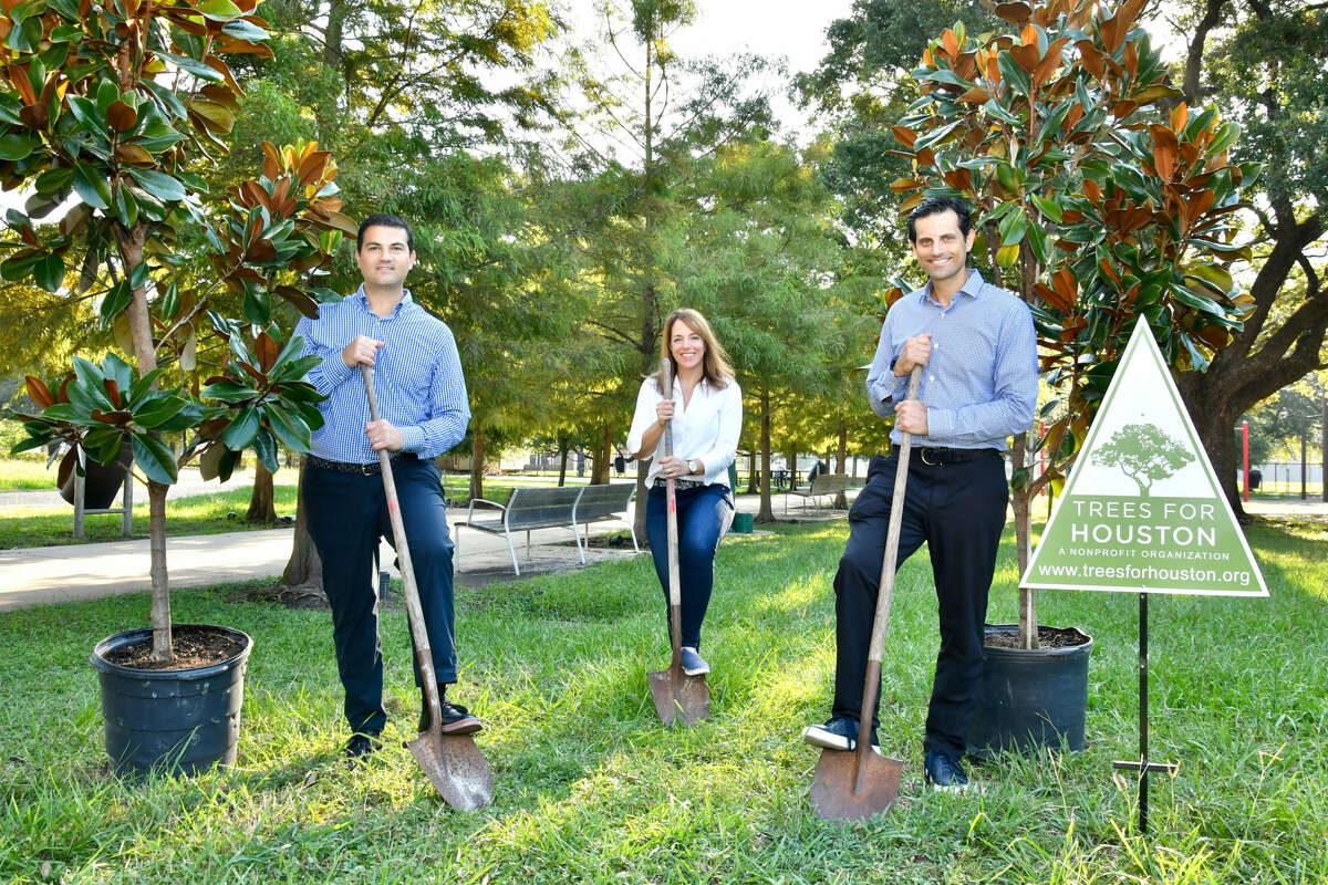 Zadok Jewelers is partnering with Trees for Houston to make the city more green.