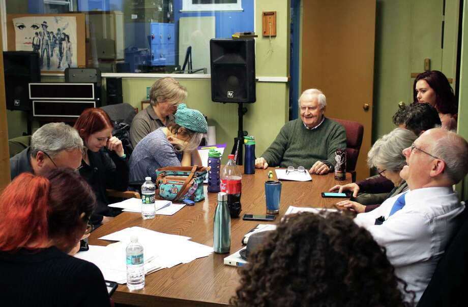 """Nutmeg Junction"" is an audio theater program based in Torrington. Photo: Contributed Photo /"