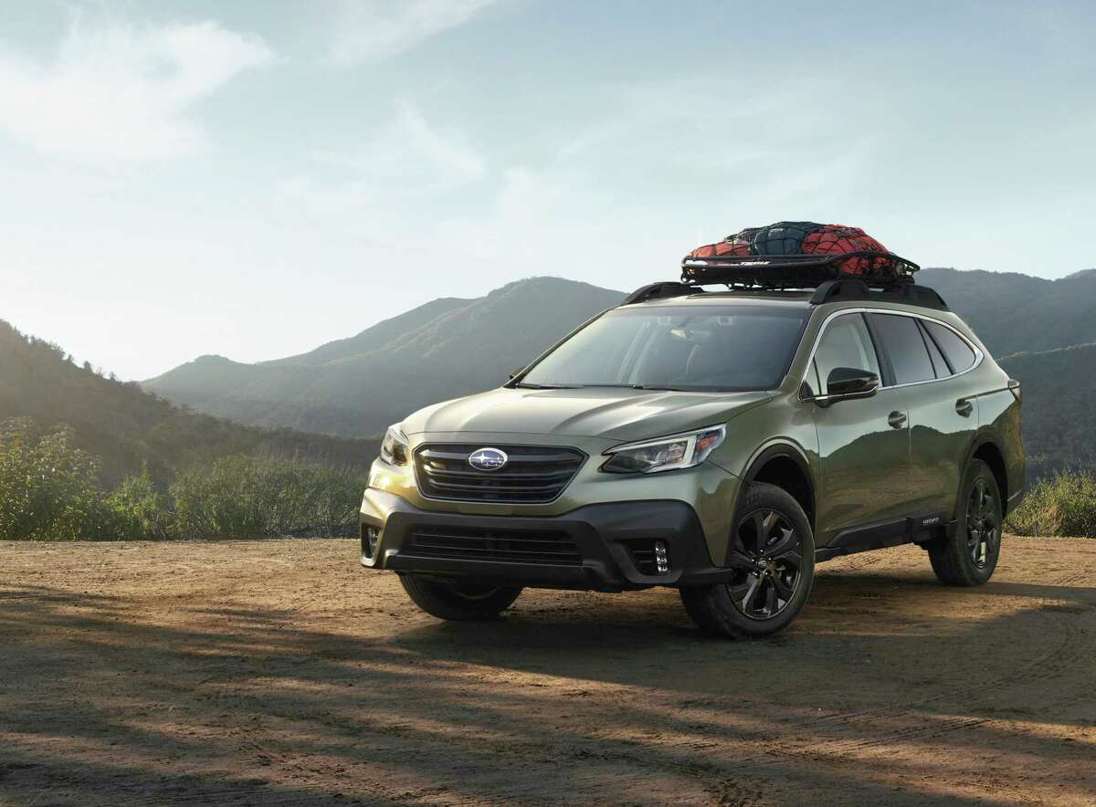 The 2020 Subaru Outback has a23 mpg city, 30 highway fuel economy.