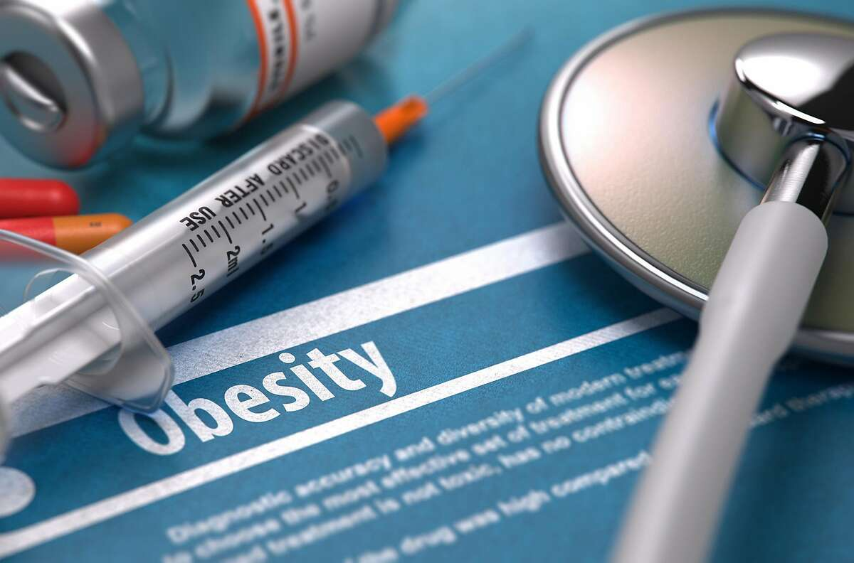 Obese and overweight people are at high risk of suffering severe cases of COVID-19, according to a French study. (Dreamstime/TNS)