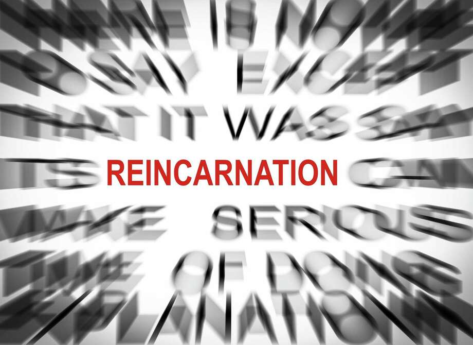 The word reincarnation on black and white background. Photo: Dreamstime / (c) Alexis84 | Dreamstime.com