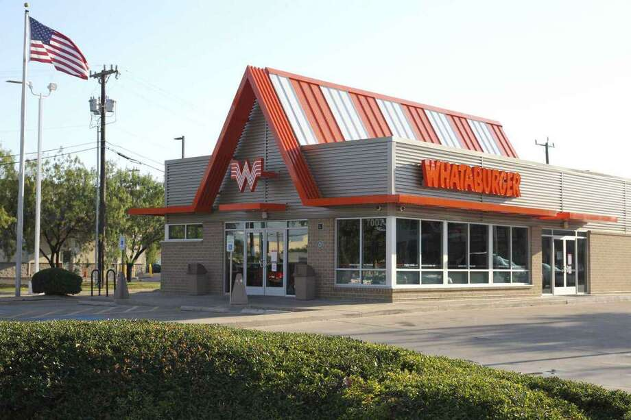 A stunning 84 percent of respondents in a new UMass Lowell poll had a favorable view of Whataburger. Photo: Tom Reel / Staff Photographer