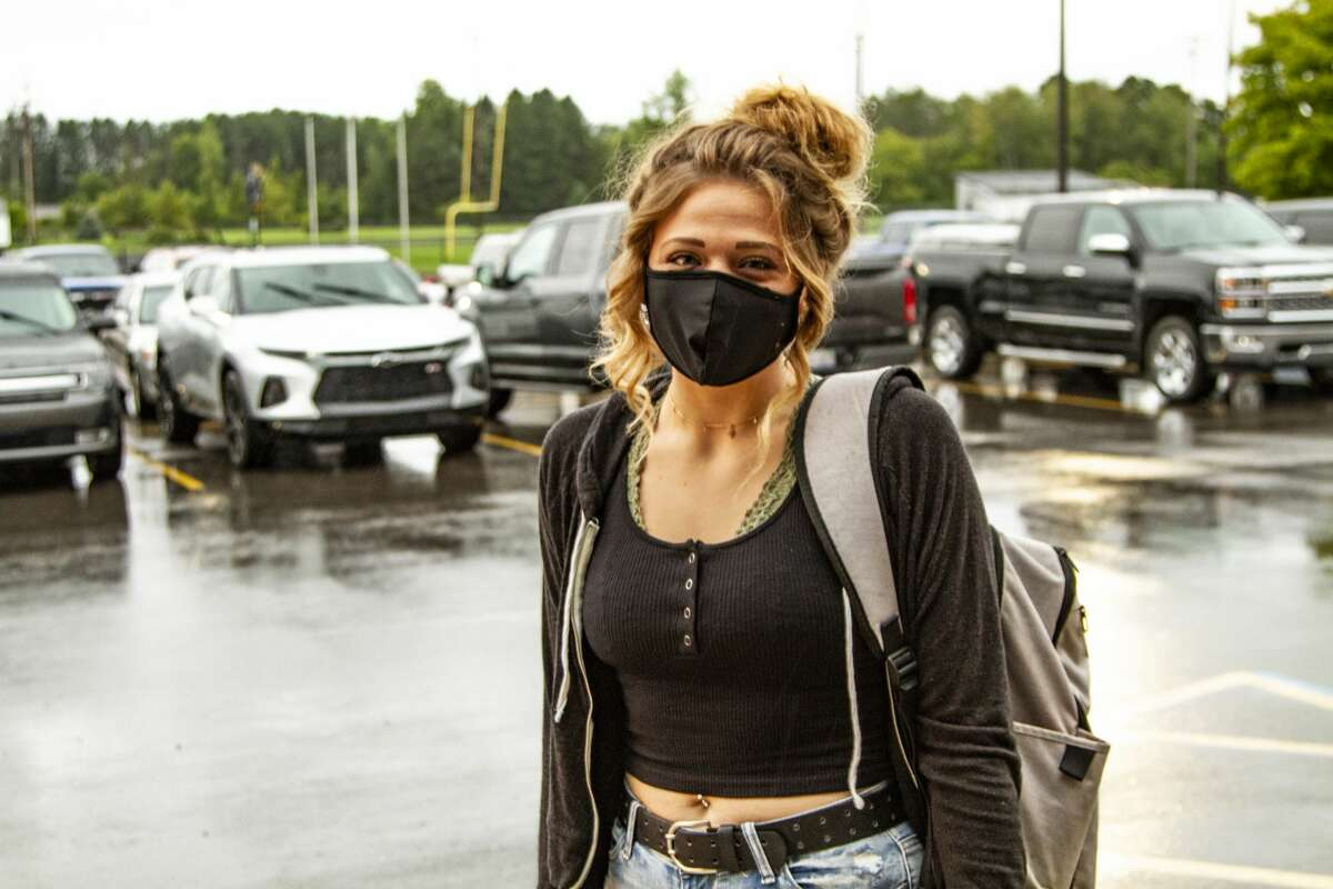 Students and staff returned to North Huron Schools Sept. 8 after working from home several months due to the pandemic.