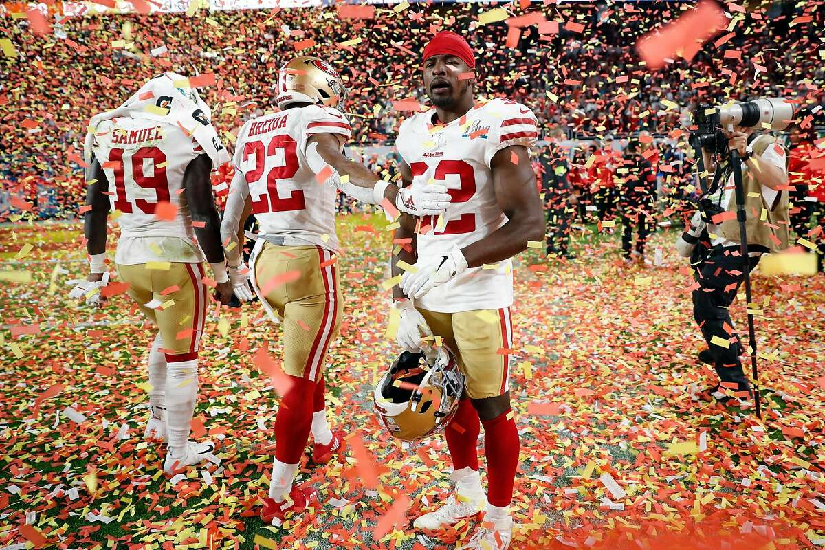 DJ Reed, Jr., Matt Breida and Deebo Samuel learned that San Francisco 49ers dynasties aren't built the way they used to be in a loss to the Kansas City Chiefs in Super Bowl LIV.