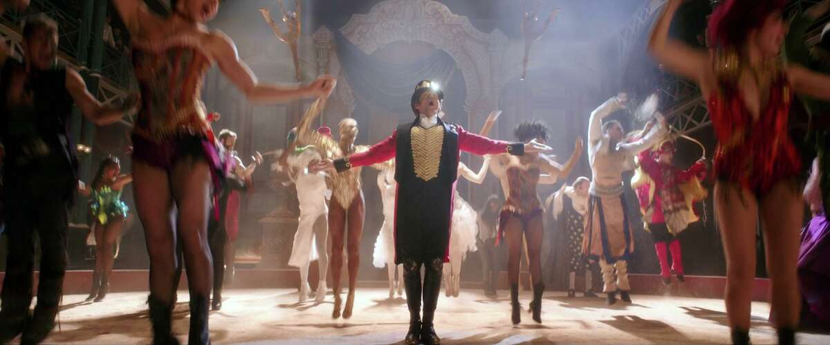 """""""The Greatest Showman"""" will air this weekend."""
