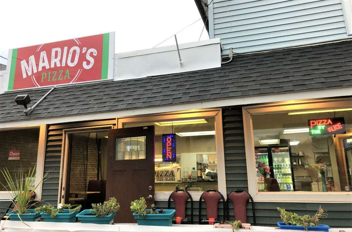 Mario's Pizza is located at 455 E. Main St., Middletown. Mario's Pizza, Middletown Opened March 2020 Cuisine: Pizza Find out more Road Runner Kitchen + Cantina, Bridgeport Opened March 2020 Cuisine: Mexican