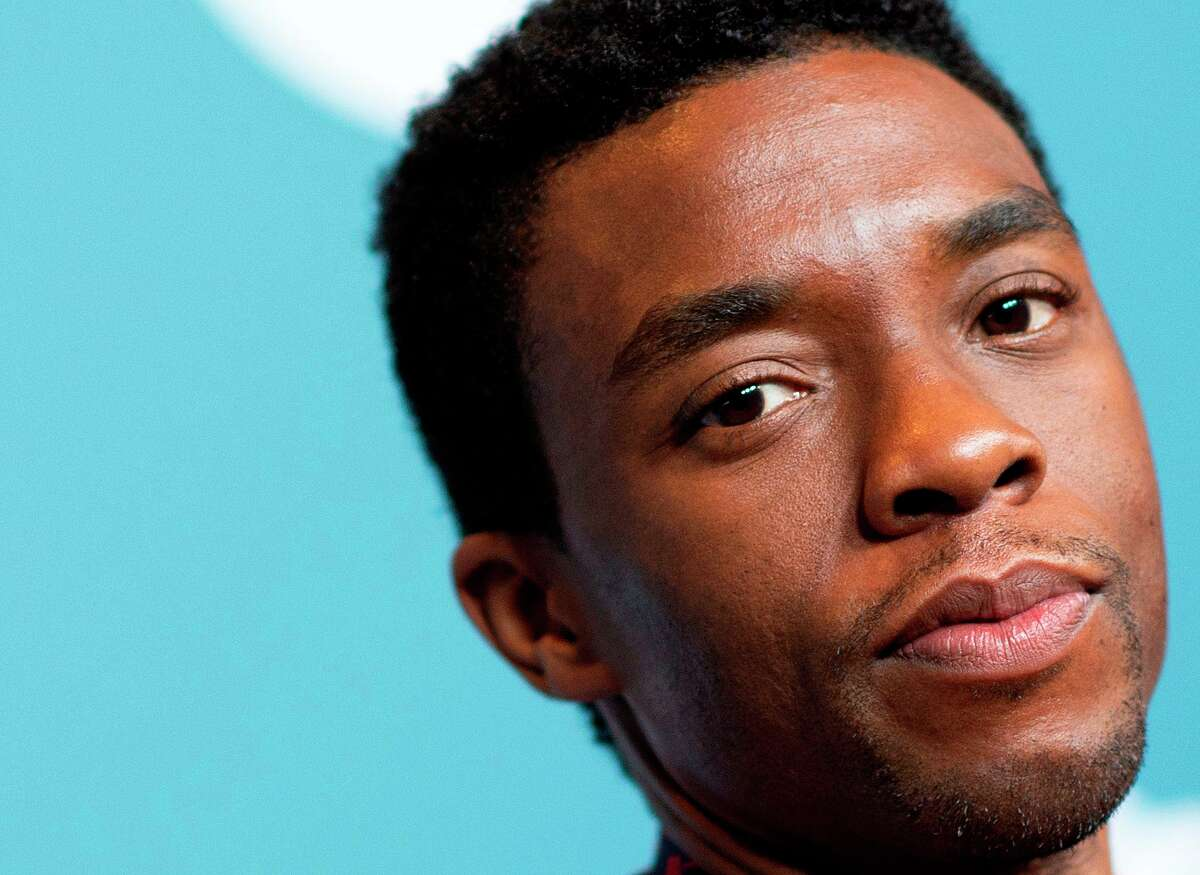 (FILES) In this file photo taken on December 05, 2018 Actor Chadwick Boseman attends The Hollywood Reporter's Power 100 Women In Entertainment at Milk Studios, in Los Angeles. - August 28, 2020 Chadwick Boseman died of cancer, he was 43. (Photo by VALERIE MACON / AFP) (Photo by VALERIE MACON/AFP via Getty Images)