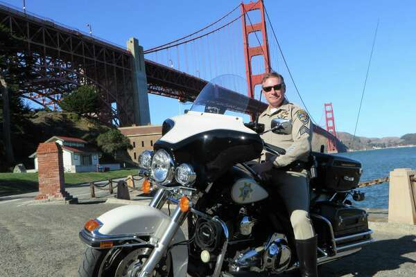 Sgt. Kevin Briggs, a former California Highway Patrol officer, helped many people off the Golden Gate Bridge who were experiencing mental duress and considering suicide. He now gives talks across the U.S. on suicide prevention.