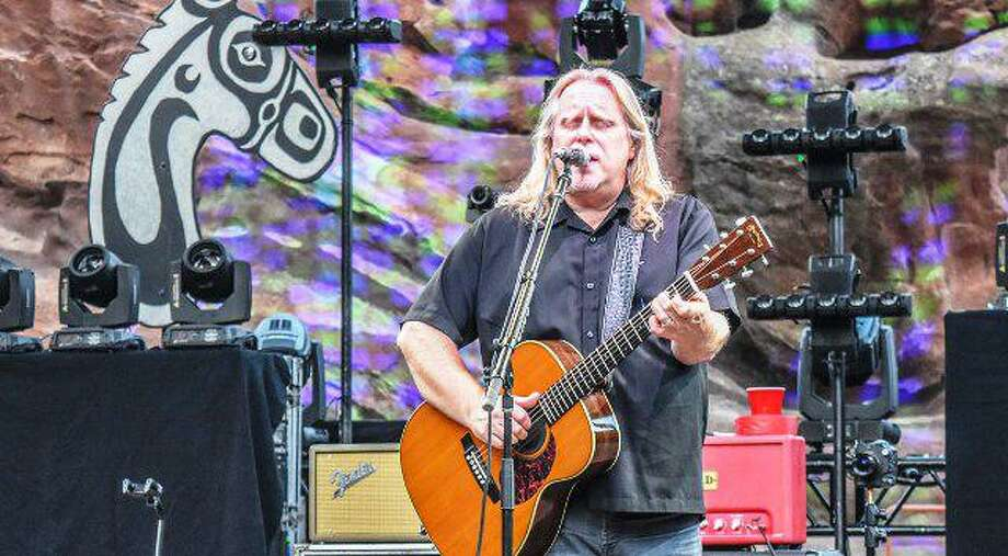Warren Haynes of Gov't Mule will be taking part in the Twilight Concerts on the Farm at South Farms, Morris, Saturday and Sunday Photo: Warren Haynes / Contributed Photo