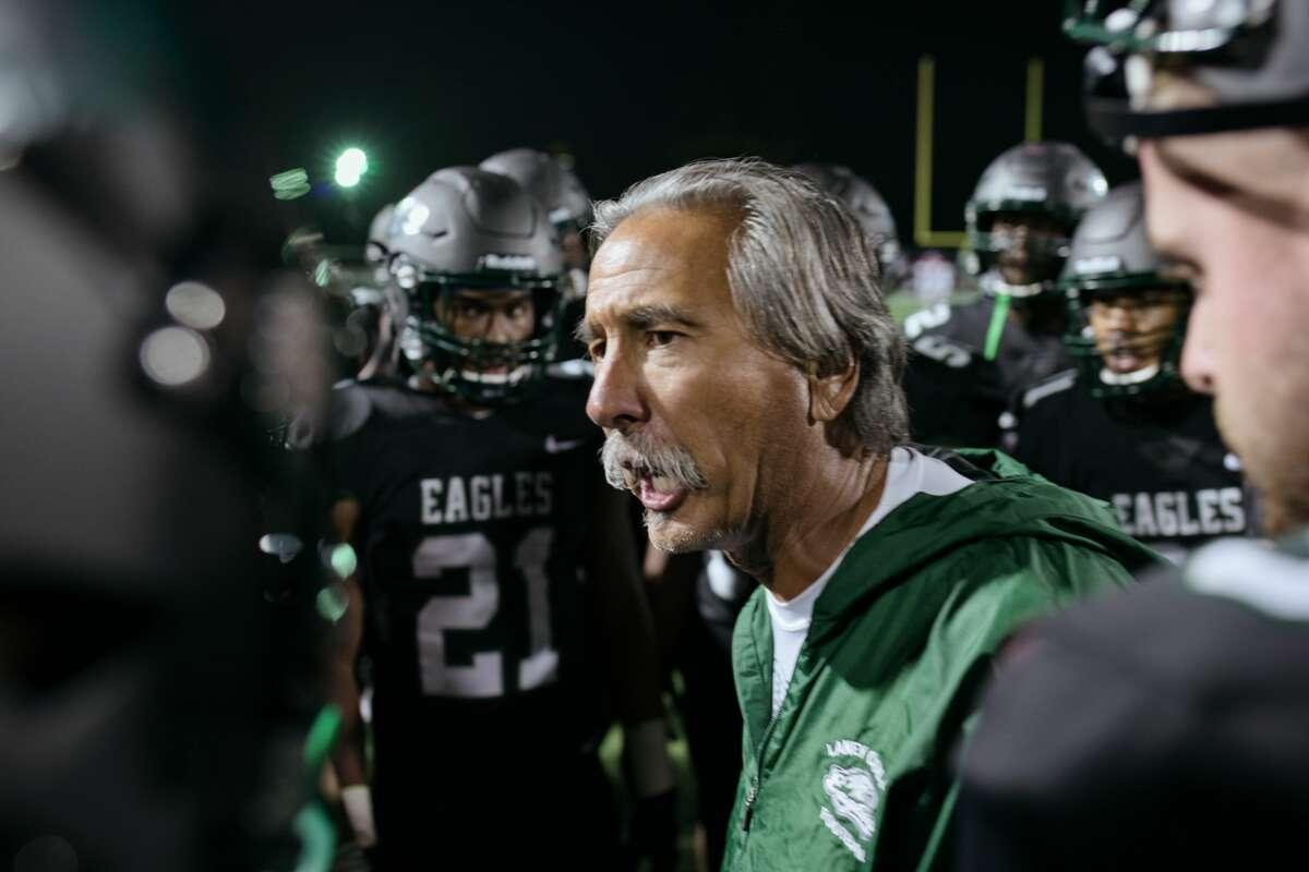 Laney College head coach John Bean has been a coach in The Town for 38 years.