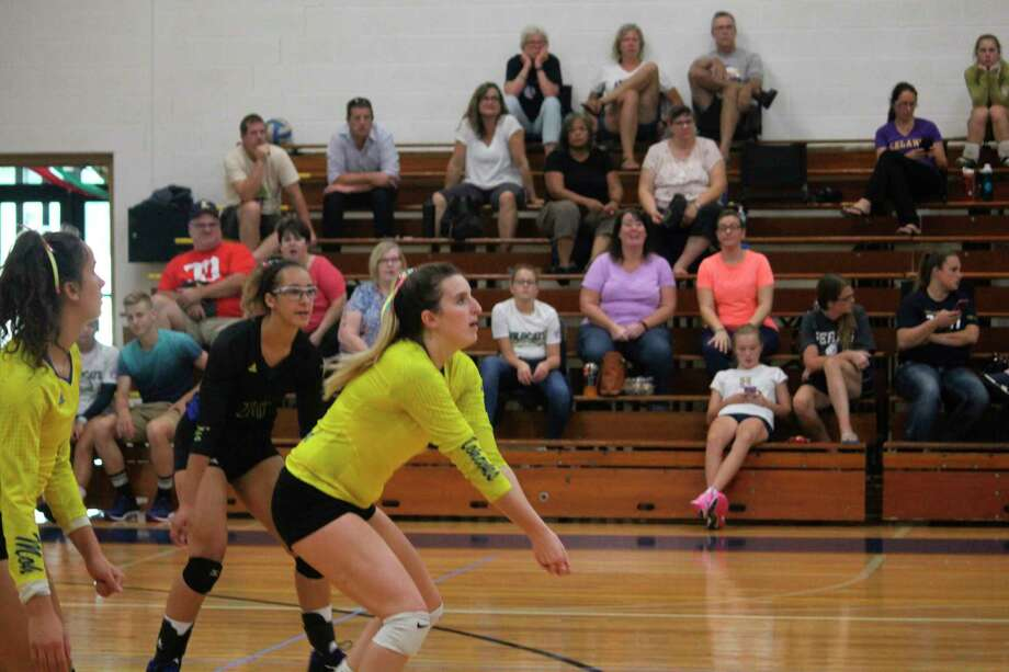 Local high school volleyball will be played this fall but there's not likely to be many spectators under MHSAA regulations. (Pioneer file photo)