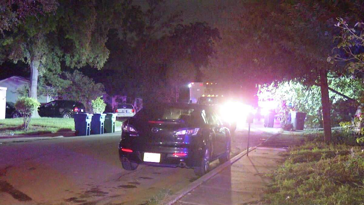 San Antonio police are trying to piece together what happened after officers found one woman dead and a second critically injured near a East Side home.