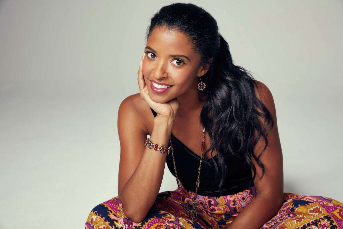 Tony and Grammy award winner Renée Elise Goldsberry, from the original cast of the Broadway musical