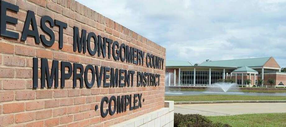 The East Montgomery County Improvement District complex is seen in this photo. Photo: East Montgomery County Improvement District Facebook Page / East Montgomery County Improvement District Facebook Page