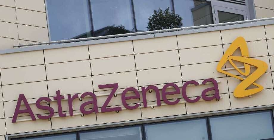 FILE - This July 18, 2020, file photo, shows the AstraZeneca offices in Cambridge, England. AstraZeneca announced Monday, Aug. 31, its vaccine candidate has entered the final testing stage in the U.S. The company said the study will involve up to 30,000 adults from various racial, ethnic and geographic groups. Photo: Alastair Grant /AP