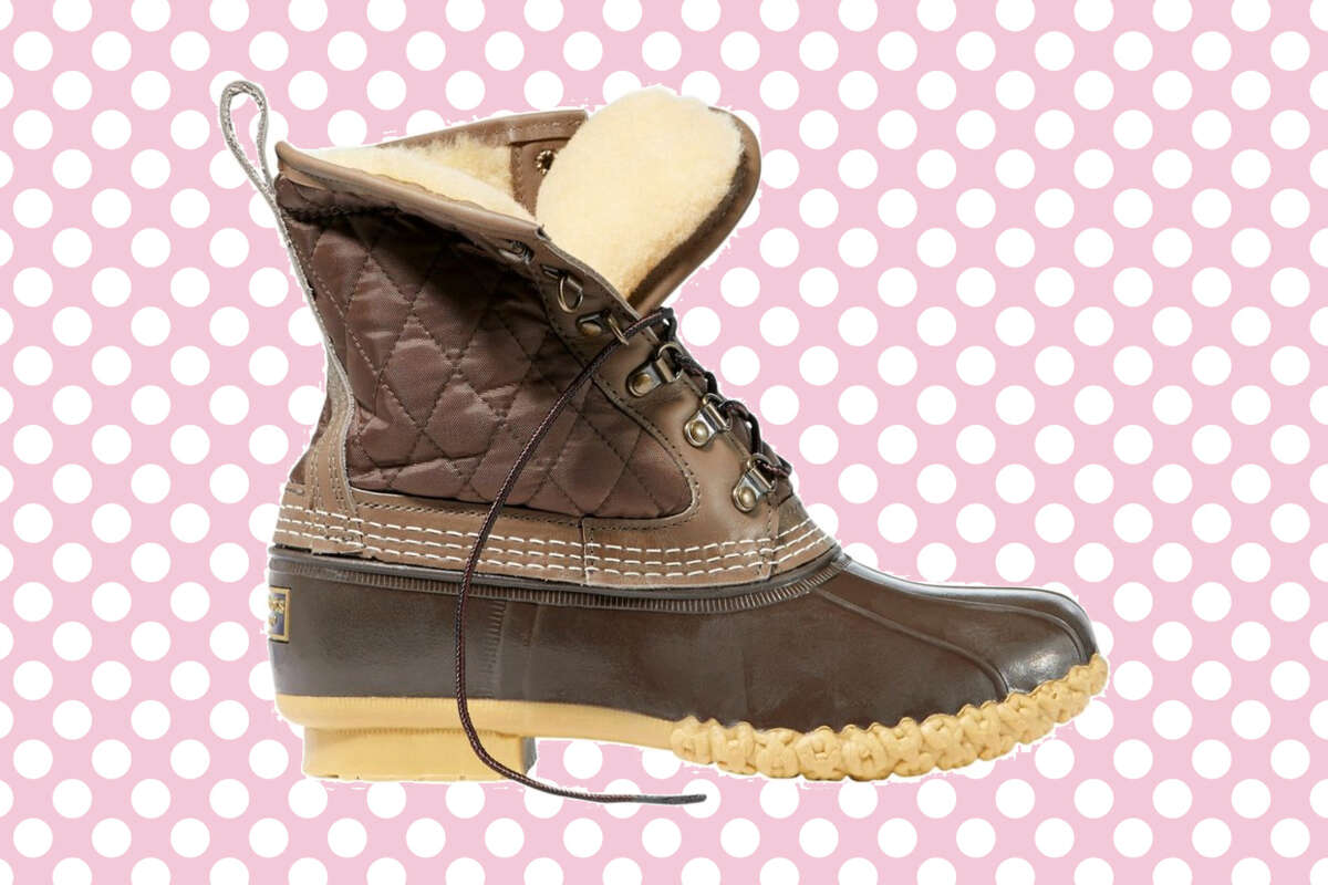 Women's Limited-Edition L.L.Bean Boots, 8