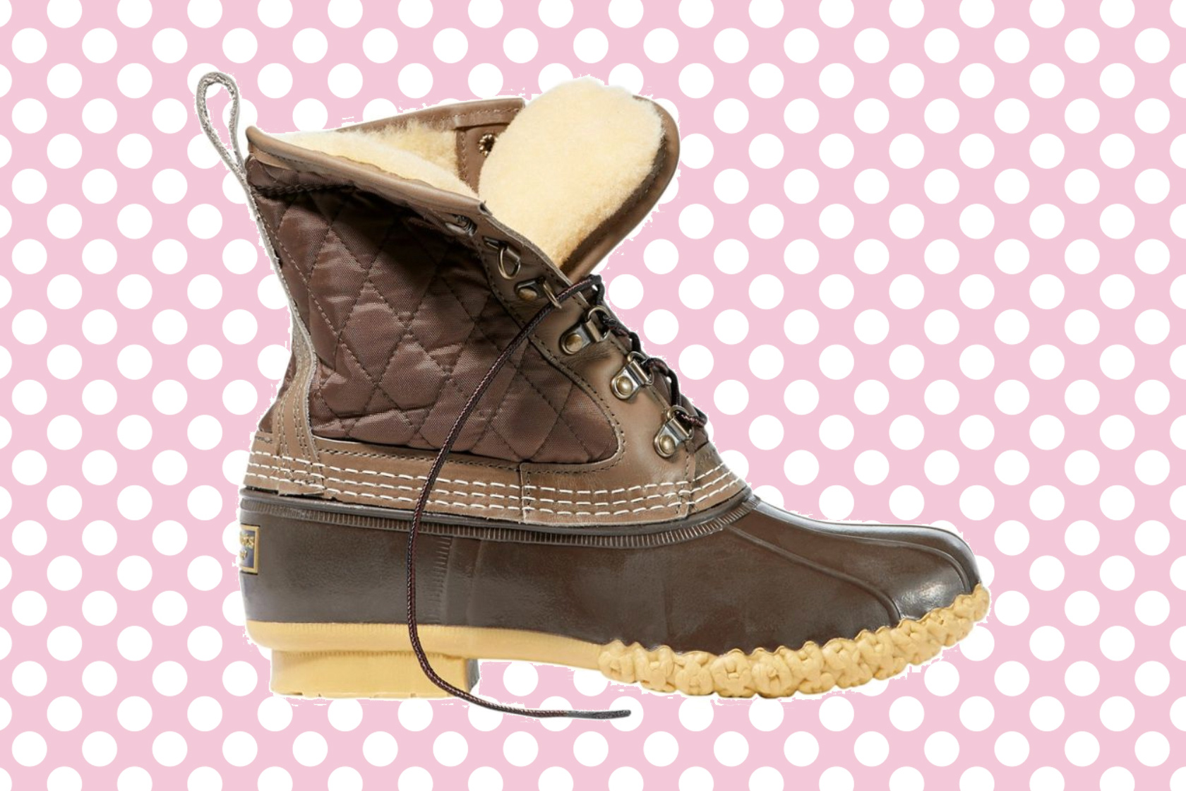 Get discounted Bean Boots during L.L