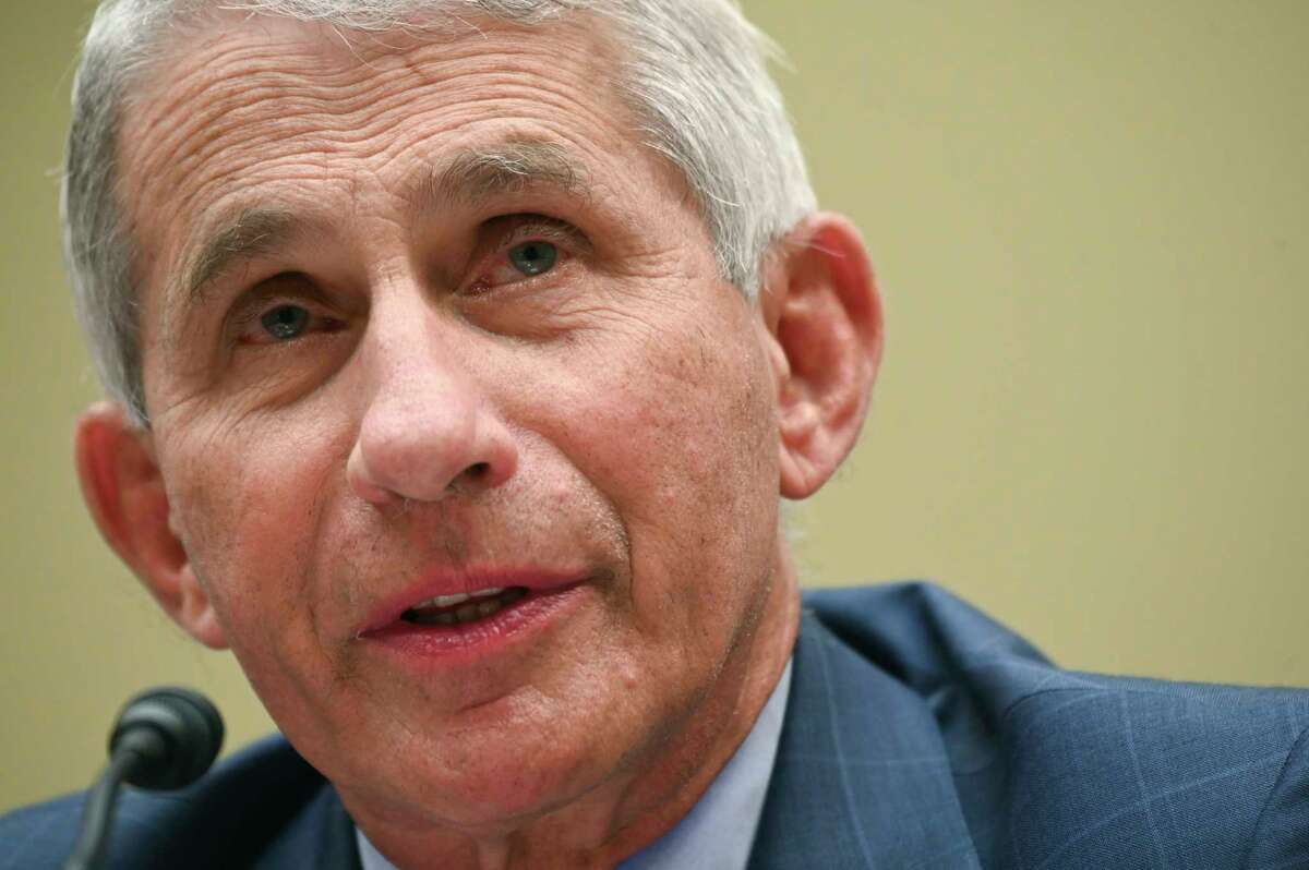 The Latest: Fauci sticks with projection of vaccine in 2021  Dr. Anthony Fauci says he's sticking with his projection that a safe and effective coronavirus vaccine may be ready in early 2021. He says it's possible it could be sooner, but