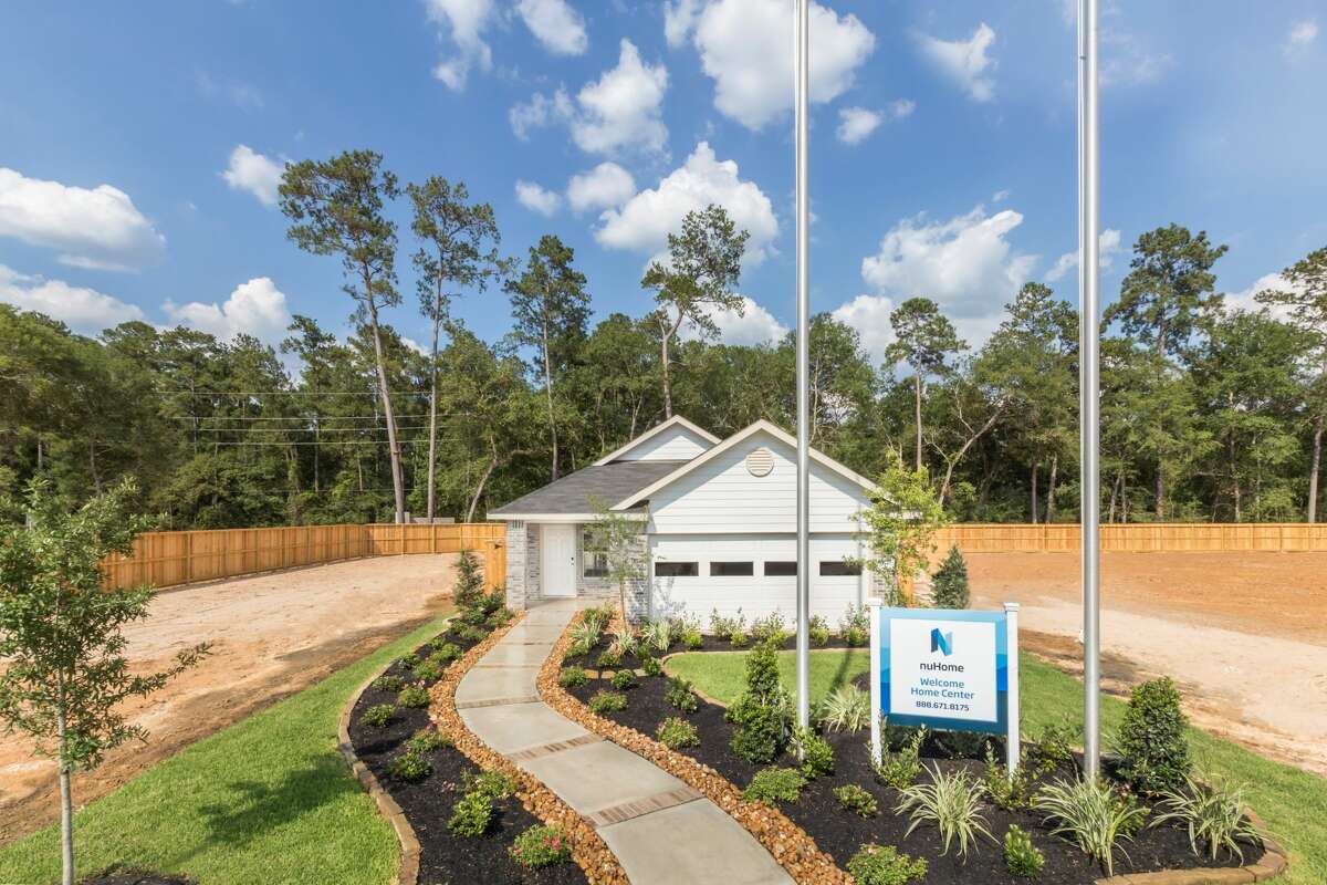 Lennar has opened a nuHome community of entry-level homes in Willis.