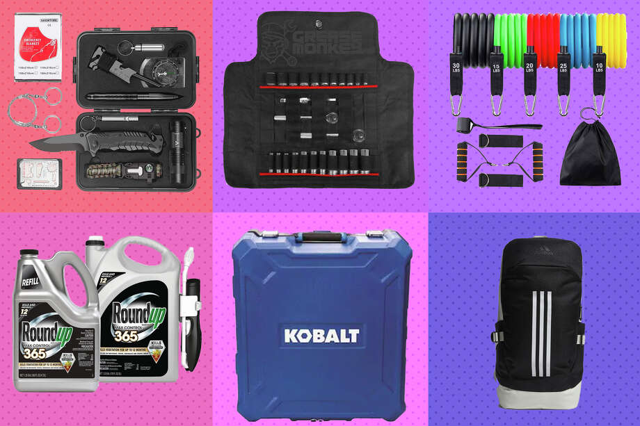 For more deals and coupons, visit the SFGate Coupon page! Photo: Round Up, Kobalt, Dewalt, Adidas