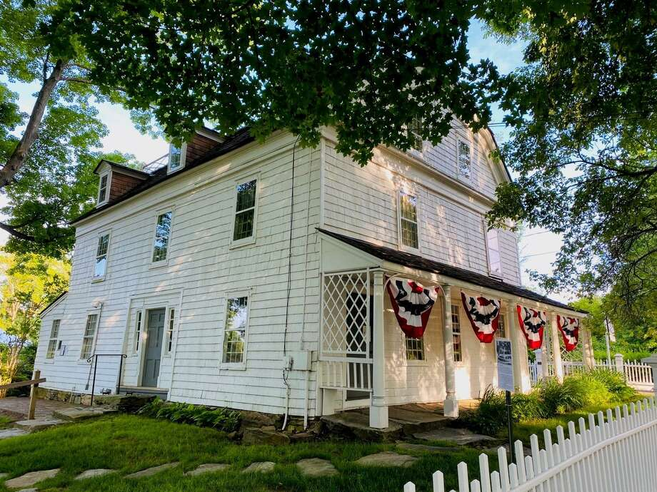 Keeler Tavern Museum & History Center recently received a  Quick Grant from Connecticut Humanities (CT Humanities) to help with digital programming. Photo: Keeler Tavern Museum & History Center