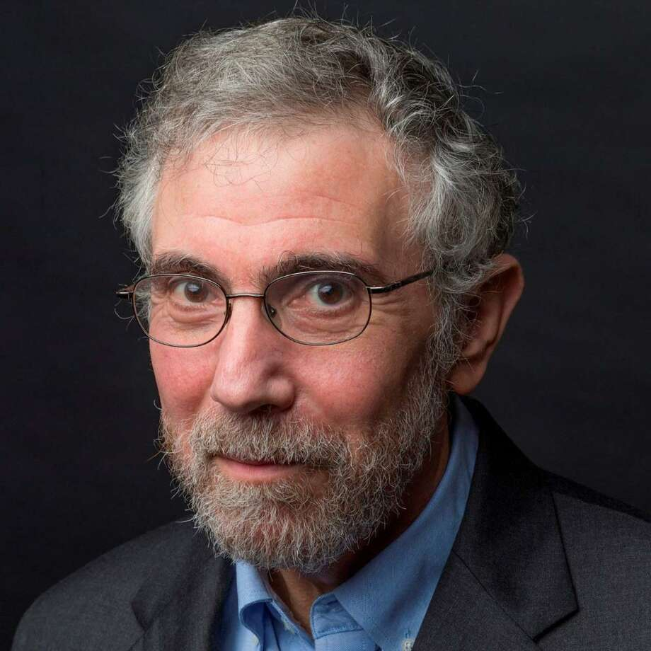 Paul Krugman Photo: Courtesy Of Conversations On The Green / Danbury News Times Contributed