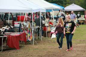 MORLEY - Local vendors and bargain shoppers filled the grounds at the Morley Community Center on Saturday as the weekly Morley Market began. Taking place from 9 a.m. to 5 p.m. every Saturday, the market offers area residents with the opportunity to purchase homemade baked goods, antiques, glass creations and more. The market is set to run through April 2021, rain or shine, at the Morley Community Center, 151 E. 7th St., Morley.