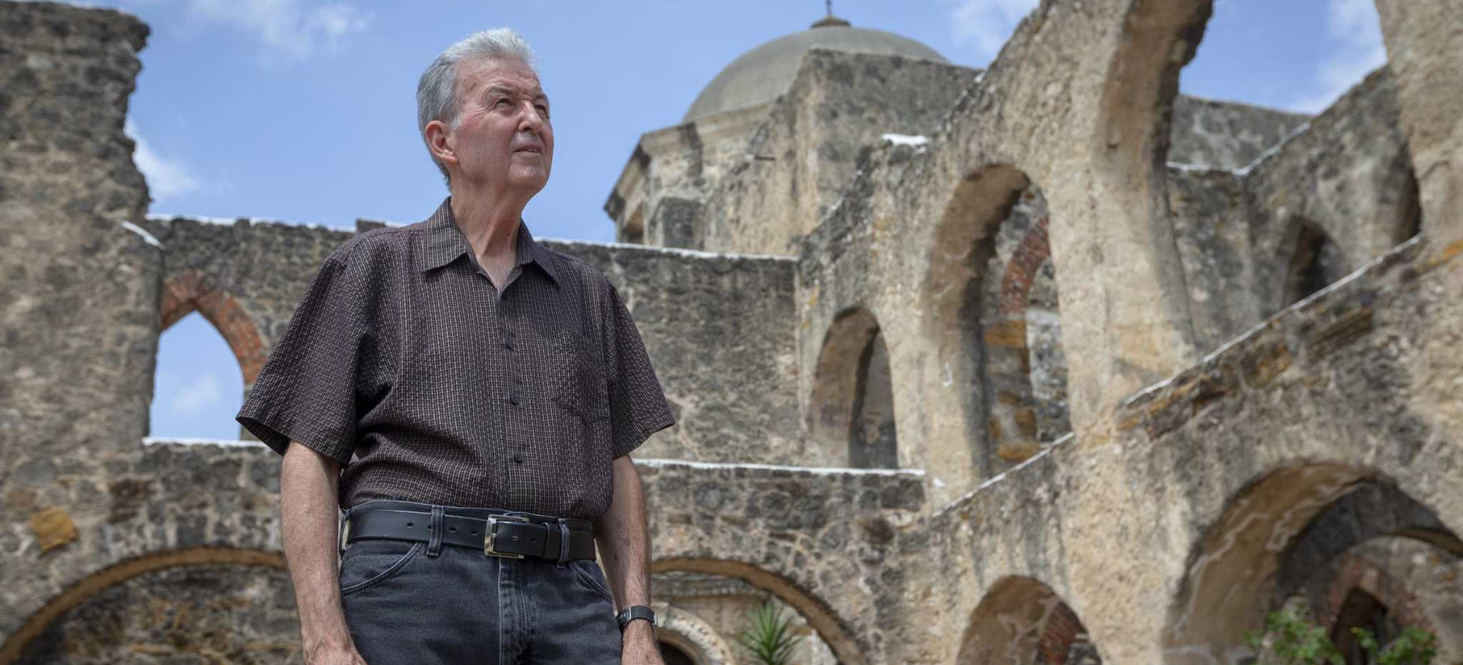 UTSA historian recalls when San Antonio was Texas' most important city