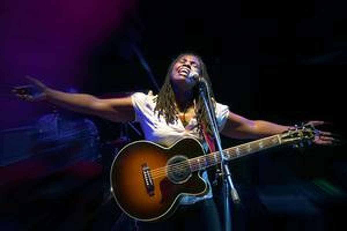 Texas native blues and folk artist Ruthie Foster will be among the performers Saturday, Sept. 12, 2020, at CT Folk's livestreamed Virtual CT Folk Fest & Green Expo. The virtual festival runs from Sept. 9-12.