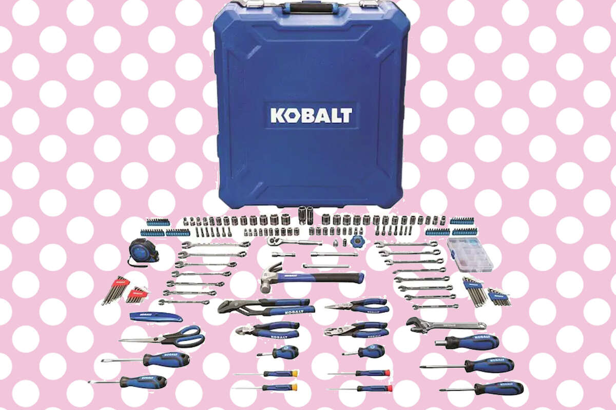 Kobalt 200-Piece Household Tool Set for only $64.98