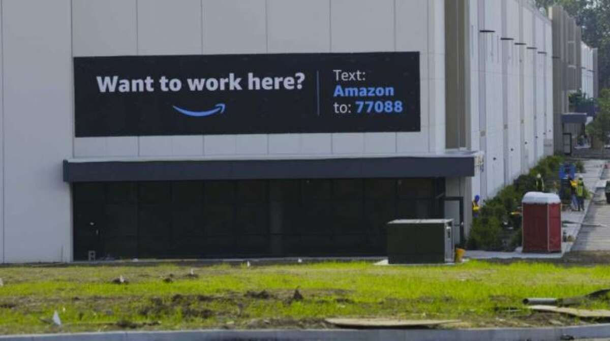 The Amazon fulfillment center in Schodack is open and hiring.