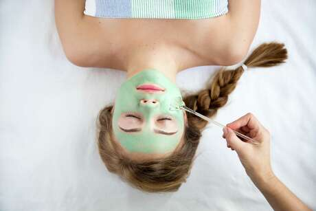 Hiatus Spa + Retreat in Tanglewood is offering facial kits that are picked up curbside, then applied with step-by-step virtual instruction.
