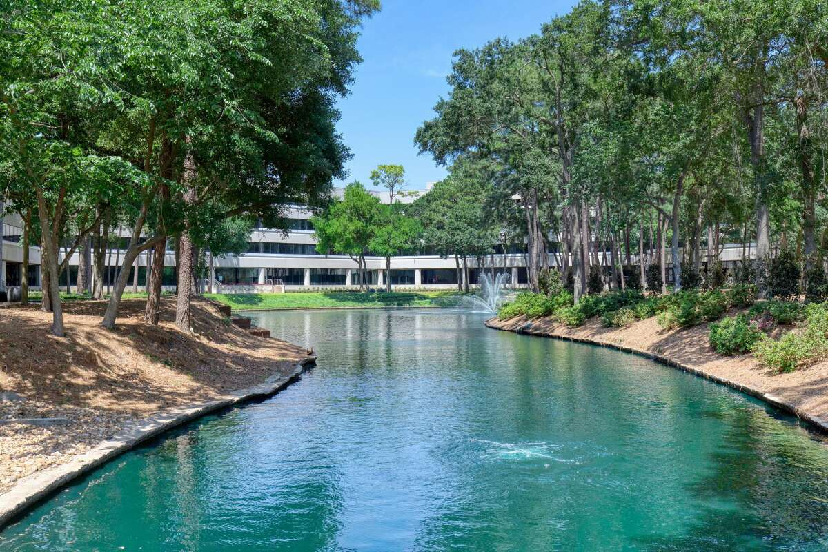 Dart Interests unveiled renovations of its Republic Square multi-tenant office campus at 13501 Katy Freeway.