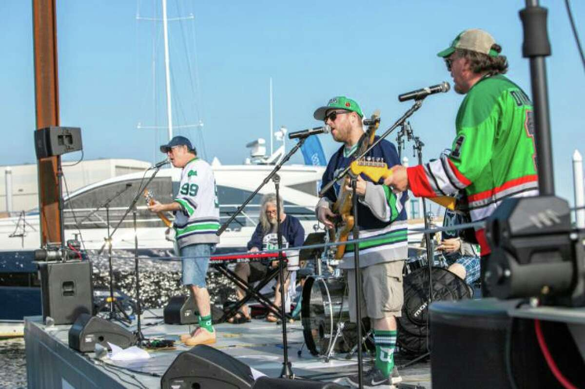 The Main Stage at The Klein, an all-ages socially distanced outdoor concert series, is coming to the Bridgeport's Klein Memorial Auditorium parking lot Saturdays through Oct. 17. The Zambonis will perform Oct. 10.