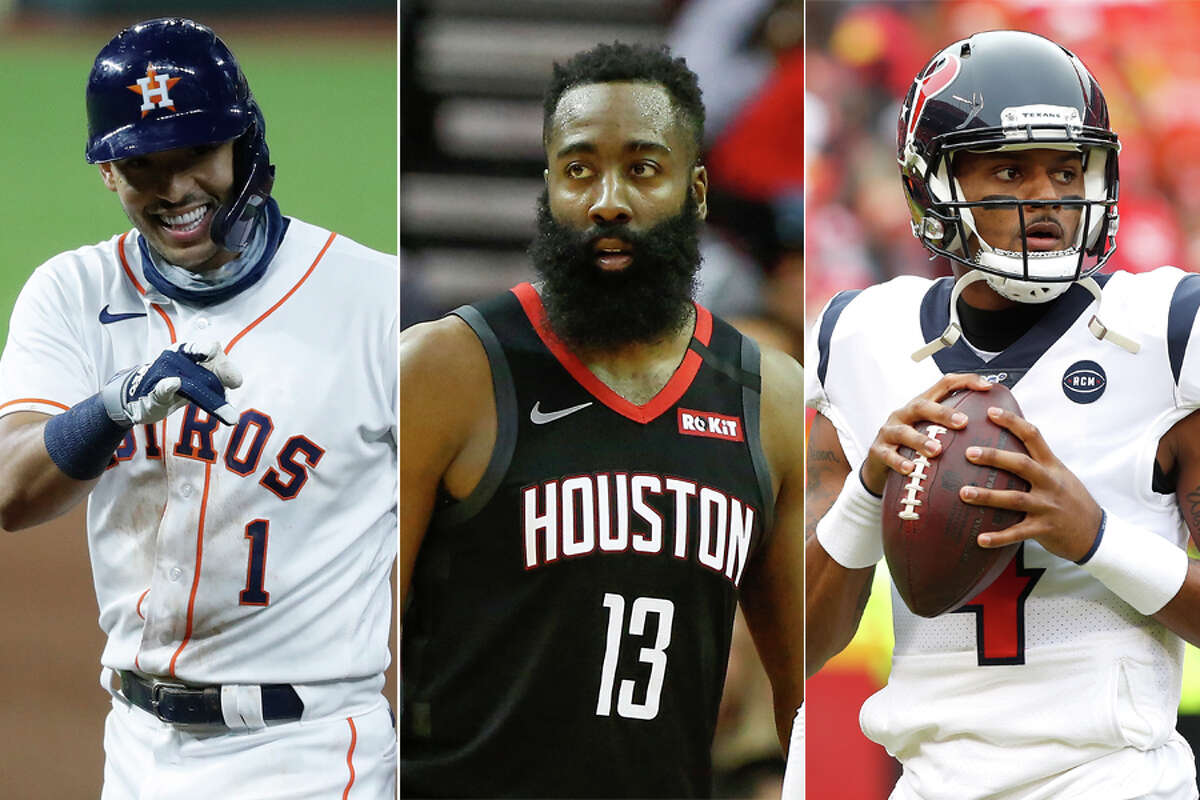 Thursday will mark the first time since Oct. 12, 1980, that Houston's MLB, NBA and NFL teams will play meaningful games on the same day.