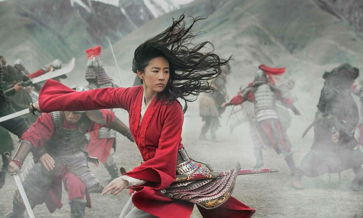 Yifei Liu as the title character in