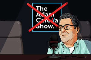 Adam Carolla has a long comedy career which has culminated in a wildly successful podcast. And it's time for it to end.