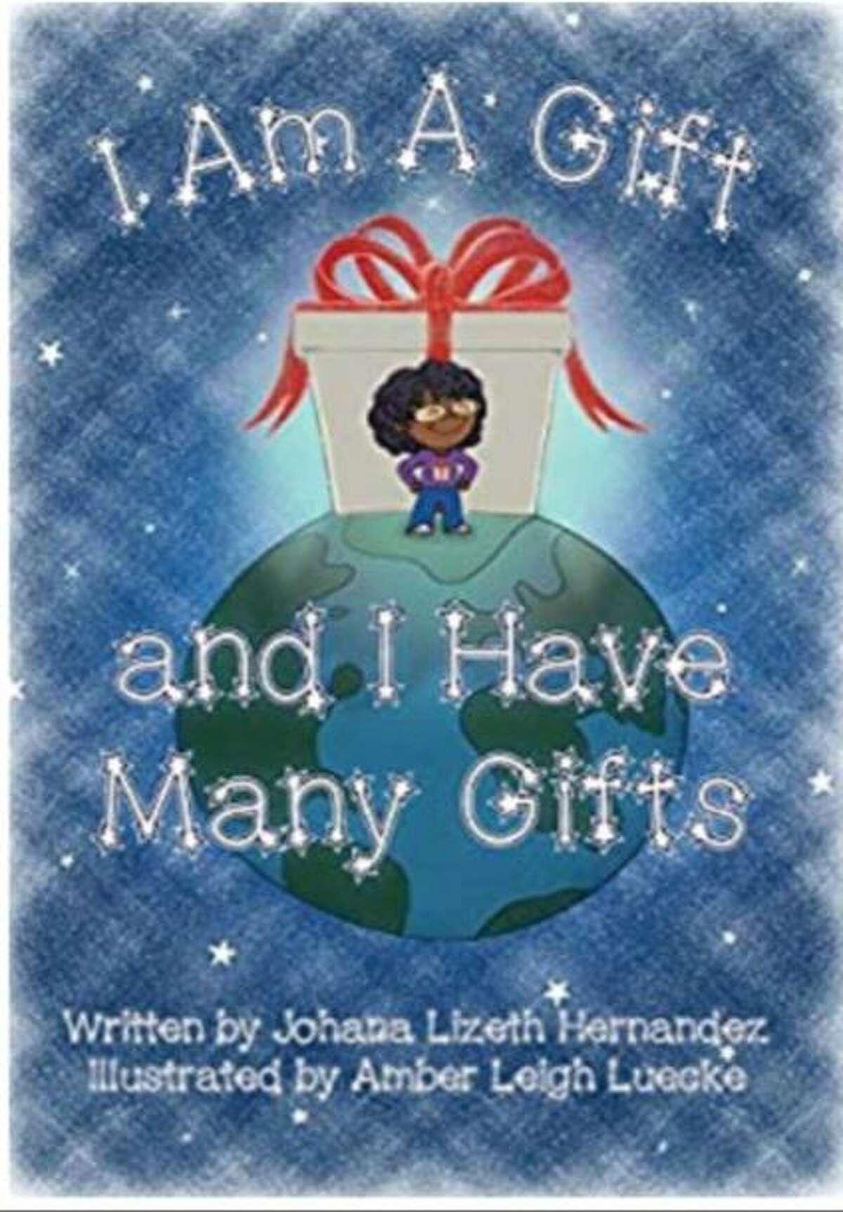 San Antonio kindergarten teacher Johana Hernandez, who just self-published a children's book,