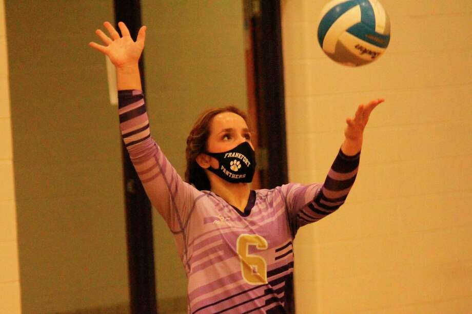 Based on Gov. Gretchen Whitmer's latest executive order, masks appear here to stay in volleyball, as well as boys soccer and football. (Photo/Robert Myers)