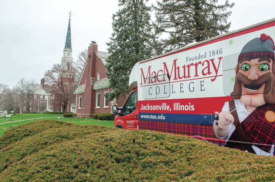 MacMurray College, which closed at the end of the spring semester, is going up for auction. Photo: Darren Iozia | Journal-Courier