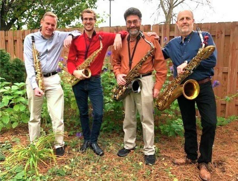 Thursday, Sept. 10: Midland Saxophone Quartet will perform from 5 to 7 p.m. at the corner of McDonald and Main streets as part of the unveiling of the new logo for downtown Midland.