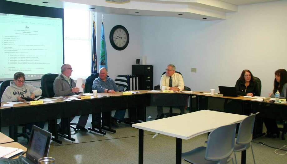 The Lake County Board of Commissioners approved the winter tax levy for December 2020 at its meeting Sept. 9. The meting was held via telephone conference due to limitations on indoor gatherings because of the COIVD-19 pandemic. (Star file photo)