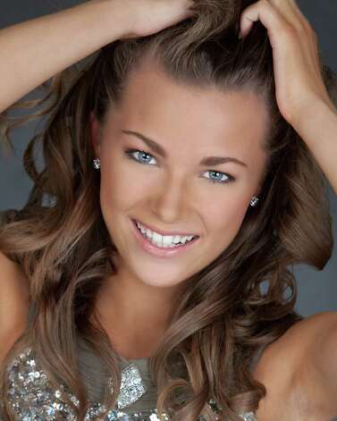 Greenwich resident Sydney Schieffelin, America's Perfect Junior Teen 2010.