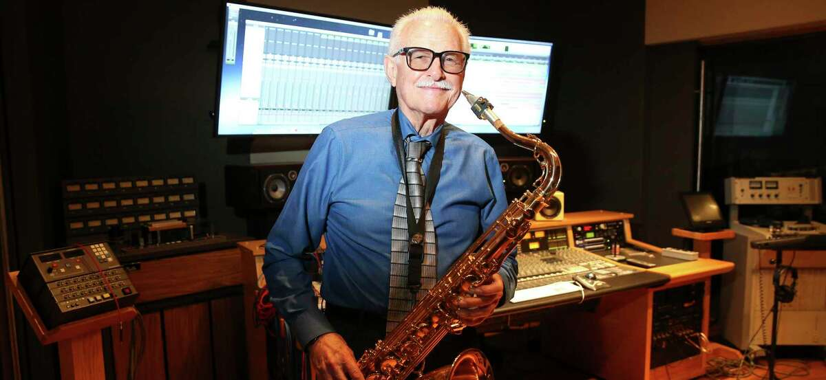 Jazz musician and educator Jim Waller, who played with Los Blues, has produced a big band album at the University of the Incarnate Word's state of the art recording studio. It's available to stream now, but a vinyl release is planned.