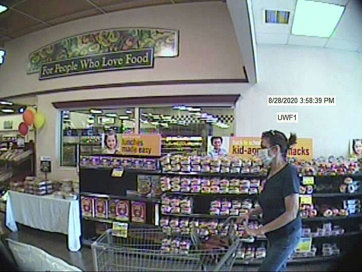 The Putnam Police Department is seeking assistance in identifying two suspects related to a larceny/shoplifting incident that occurred on Friday, Aug. 28, 2020 at a business in Putnam. Two female suspects can be seen in the attached photos released by police Thursday, as well as the suspects' vehicle.